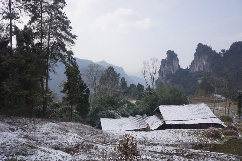 铜仁六龙山风景