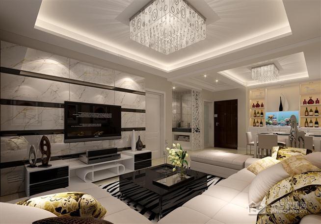 家居 起居室 设计 装修 654_457