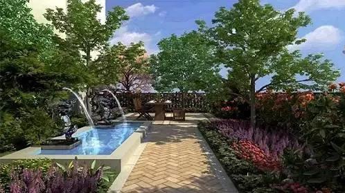 更值得注意的是城市森林花园建筑可以是多层