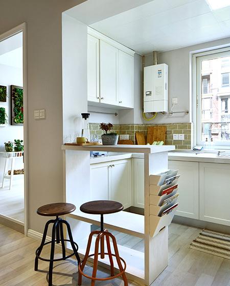 11个厨房吧台效果图 打造另类第二版客厅