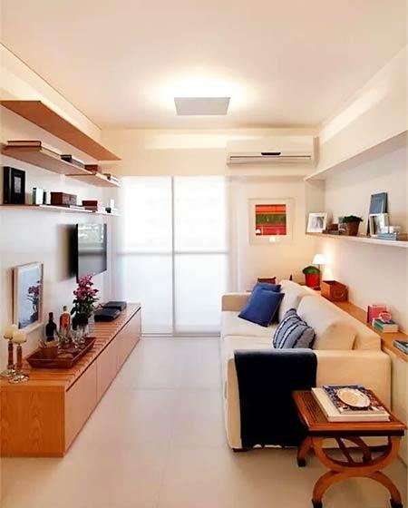 10个小户型客厅装修效果图 打造经济适用家