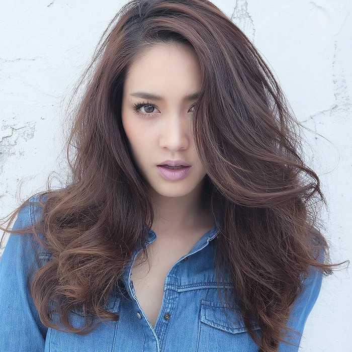 时尚摄影:泰国极品美女皮查雅·瓦塔那蒙迪里气质写真
