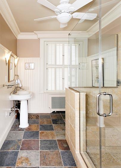 展现你的美 10款美式卫生间设计图