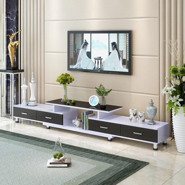 今年最新流行的客厅电视柜图片