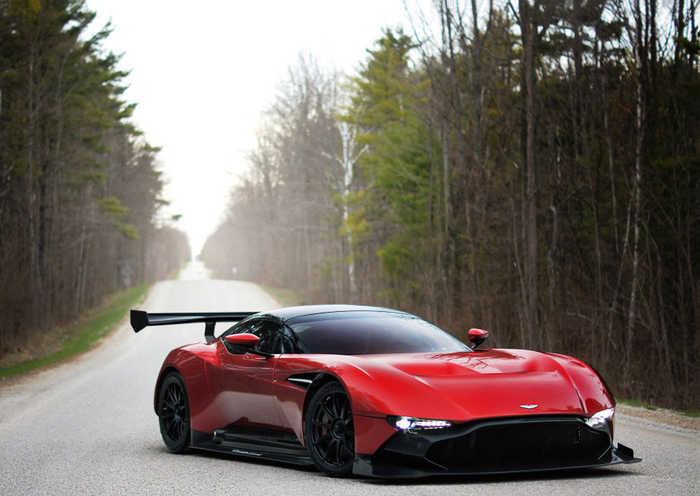 科技时代的产物,阿斯顿马丁火神它不仅仅只是一辆汽车