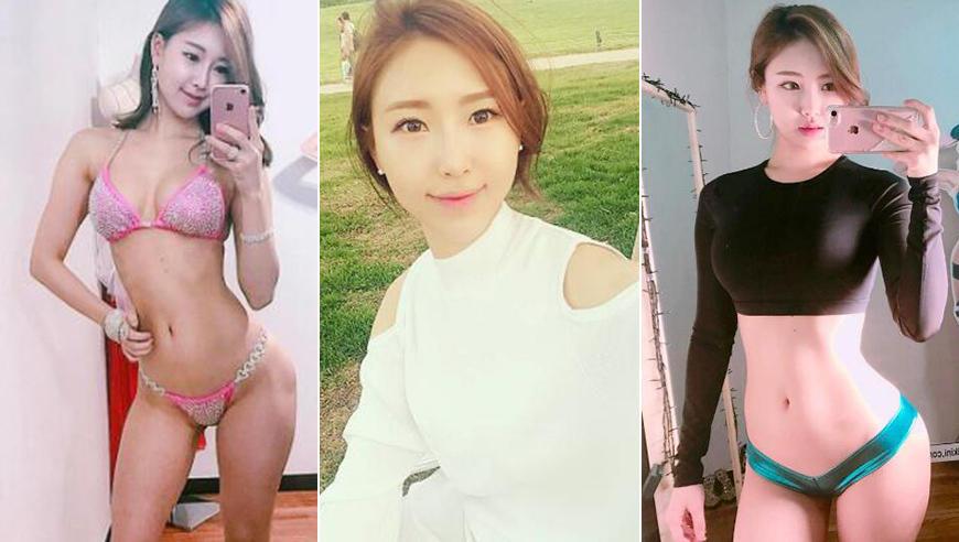 性感自拍_高清:韩国气质健美女神 性感自拍火爆出镜