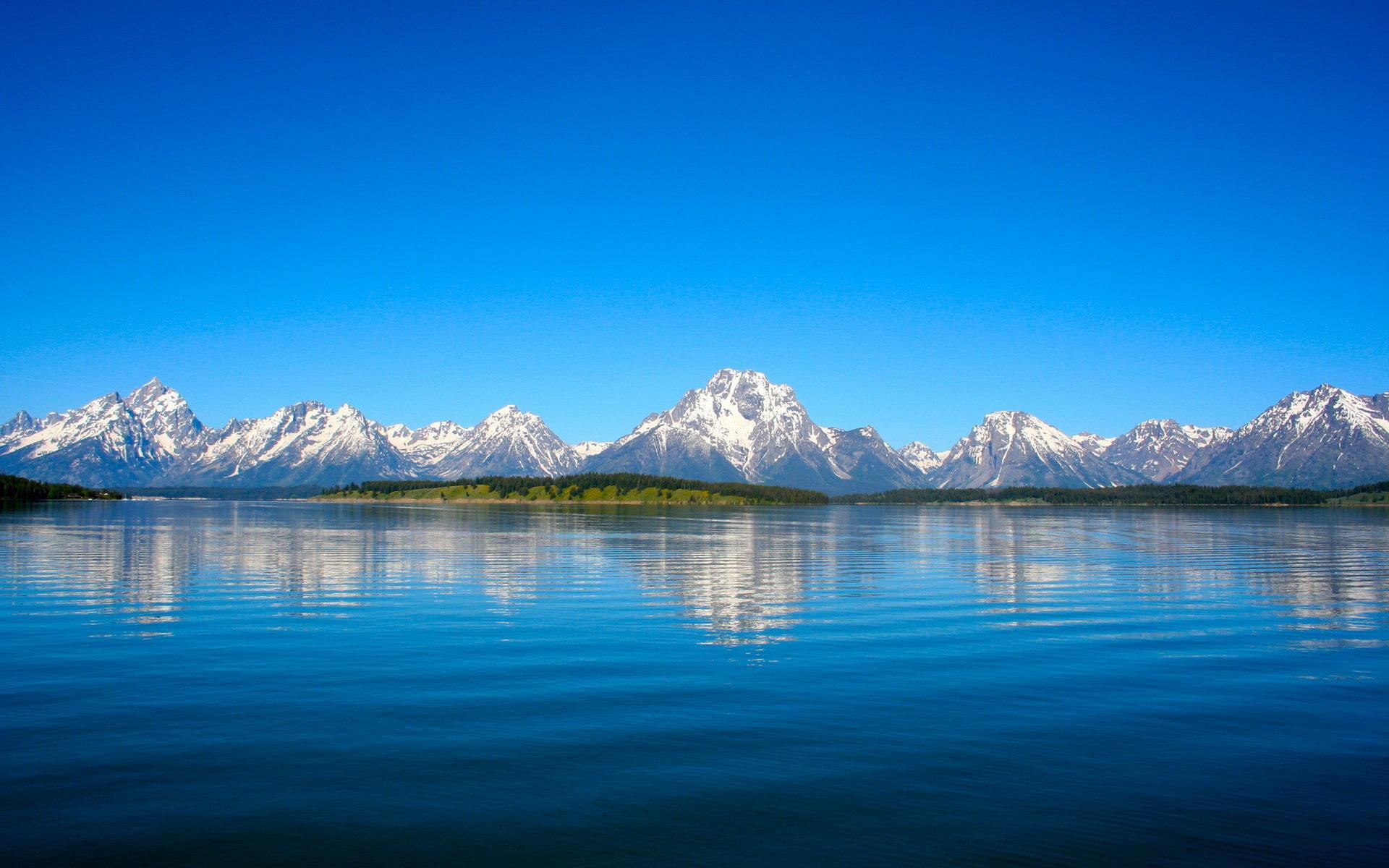 自然山水风景高清壁纸 大自然山水风景win7高清电脑主题壁纸