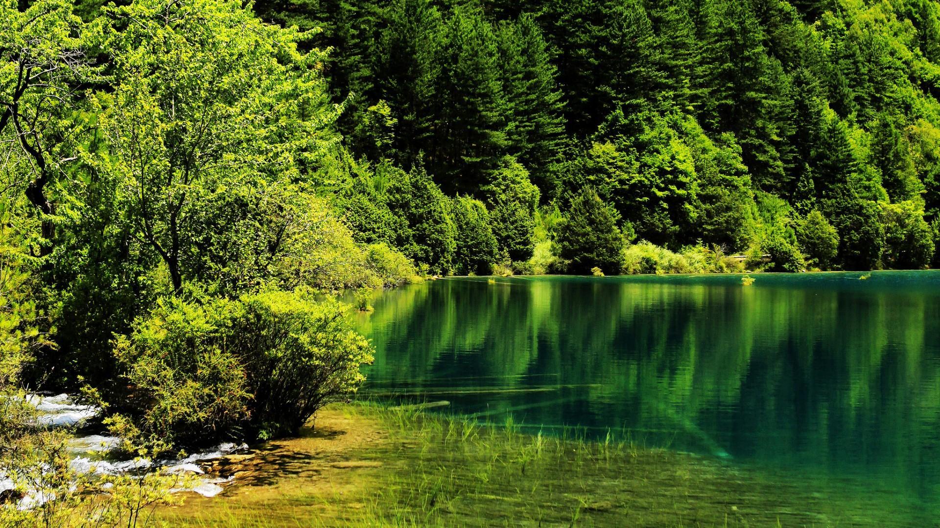 自然风景桌面大壁纸 清新简约唯美高清自然风景壁纸大全