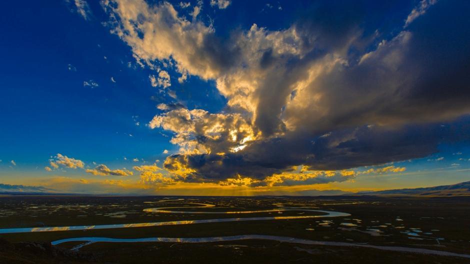 新疆雪景图片大全 新疆风景高清图片大全