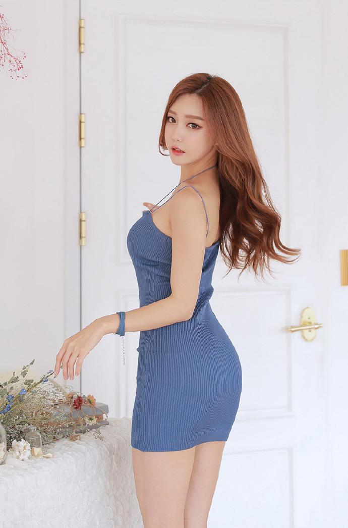 韩国性感美女少妇大奶爆乳大胆人体艺术诱惑