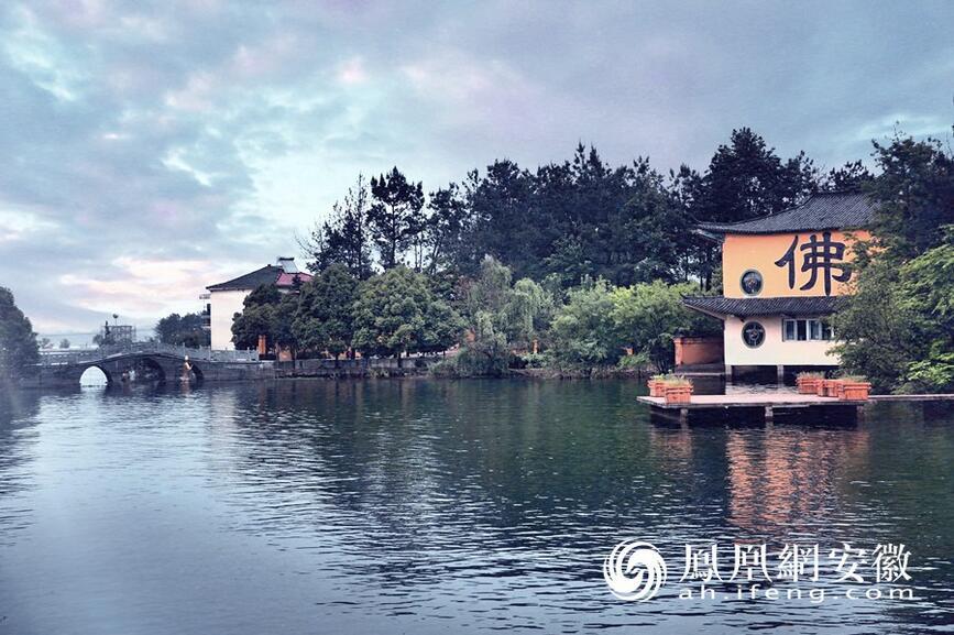 """春游舒城万佛湖赏美景 享有""""安徽千岛湖""""之美誉风景如画"""
