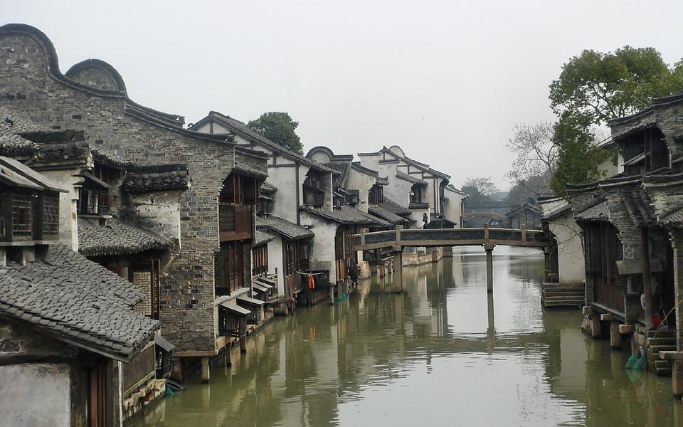 风景 古镇 建筑 旅游 摄影 960_600