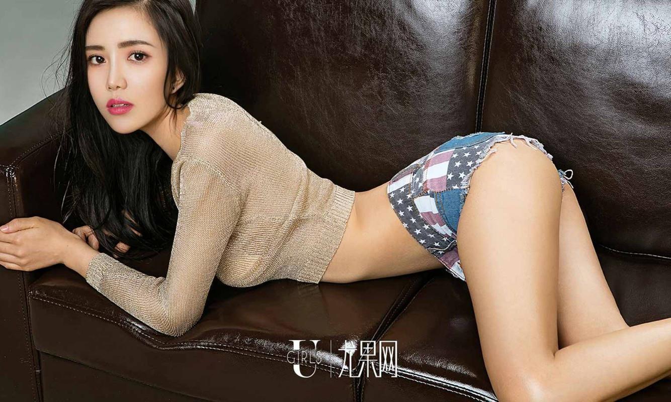 尤果网性感美女张然爆乳大奶情趣制服大胆诱酒店有哪个情趣椅北京图片