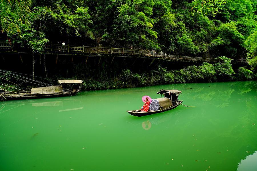 风景图集:三峡人家——实拍图