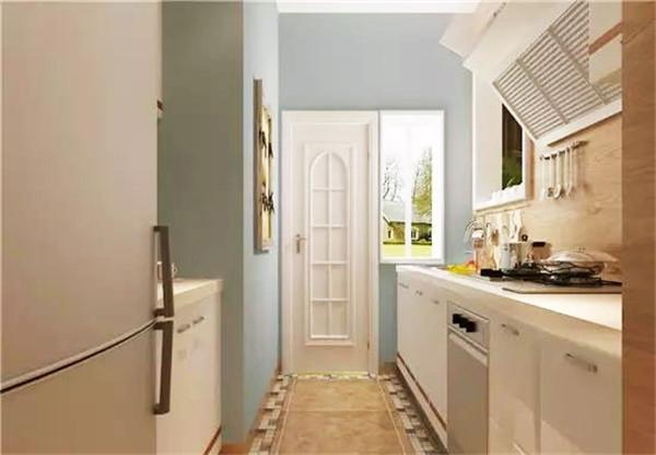 厨房太小不知怎么设计好?送你17套6平米小厨房设计方案
