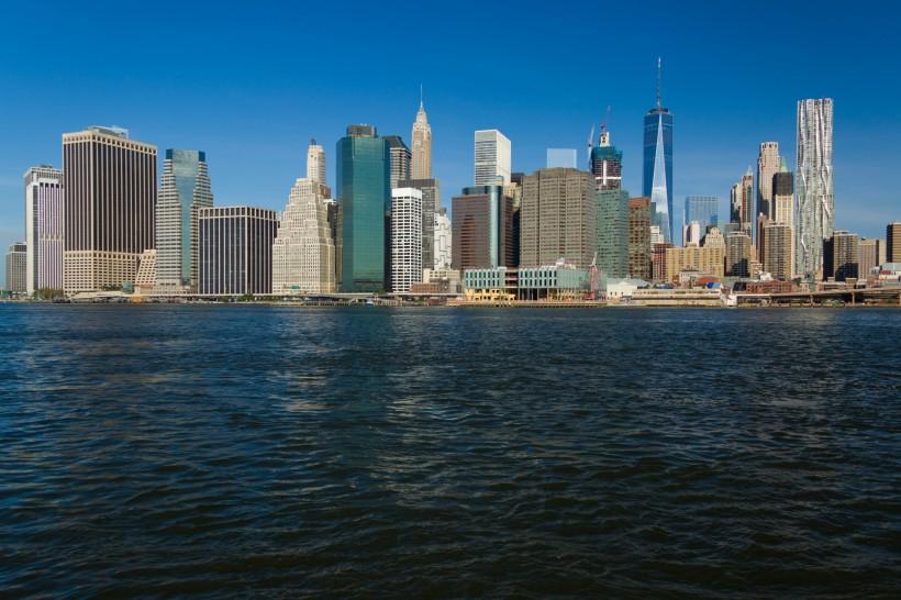 美国纽约城市风景图片