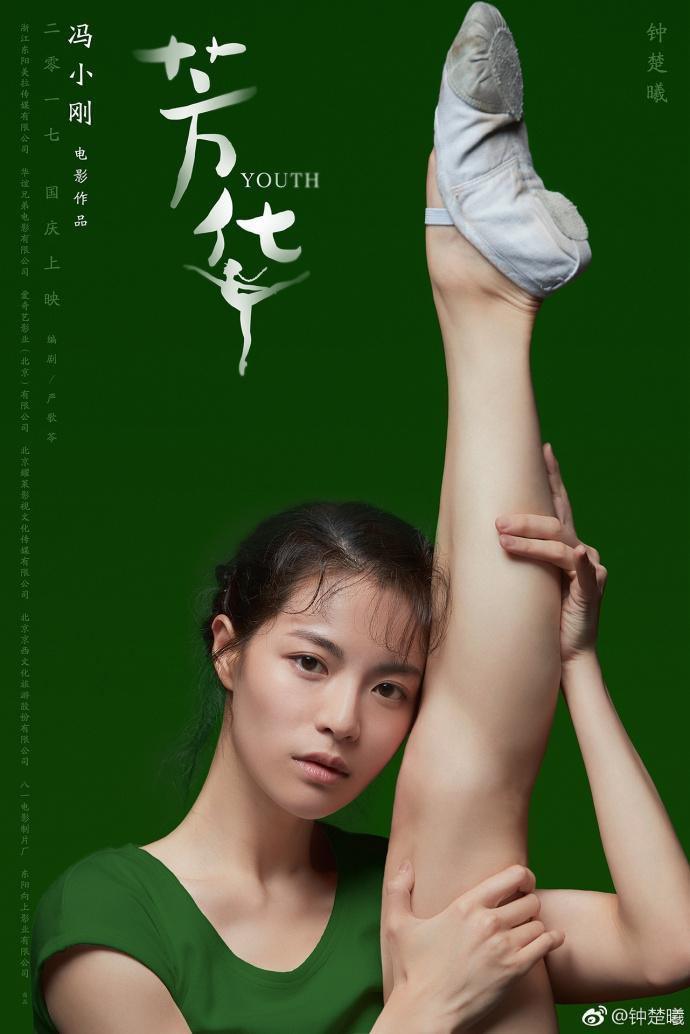 电影《芳华》海报