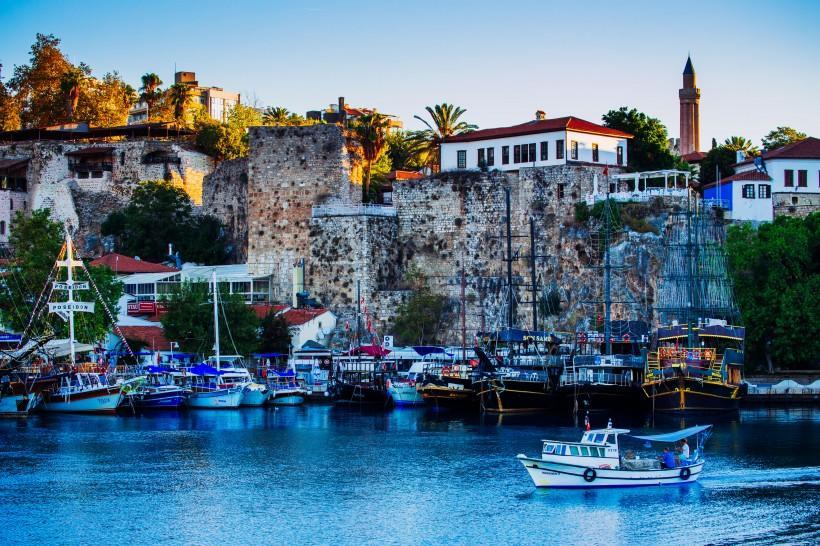 土耳其安塔利亚风景图片