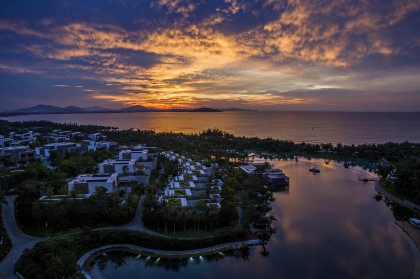 海南三亚海棠湾艾迪逊酒店风景图片
