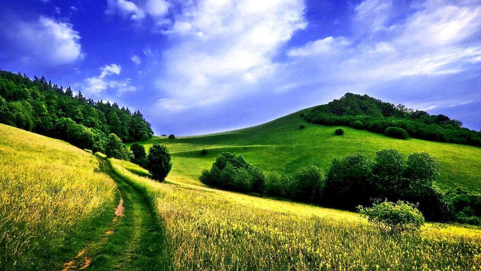 高清风景美景桌面壁纸(www.5443.com 美女图片第10张)