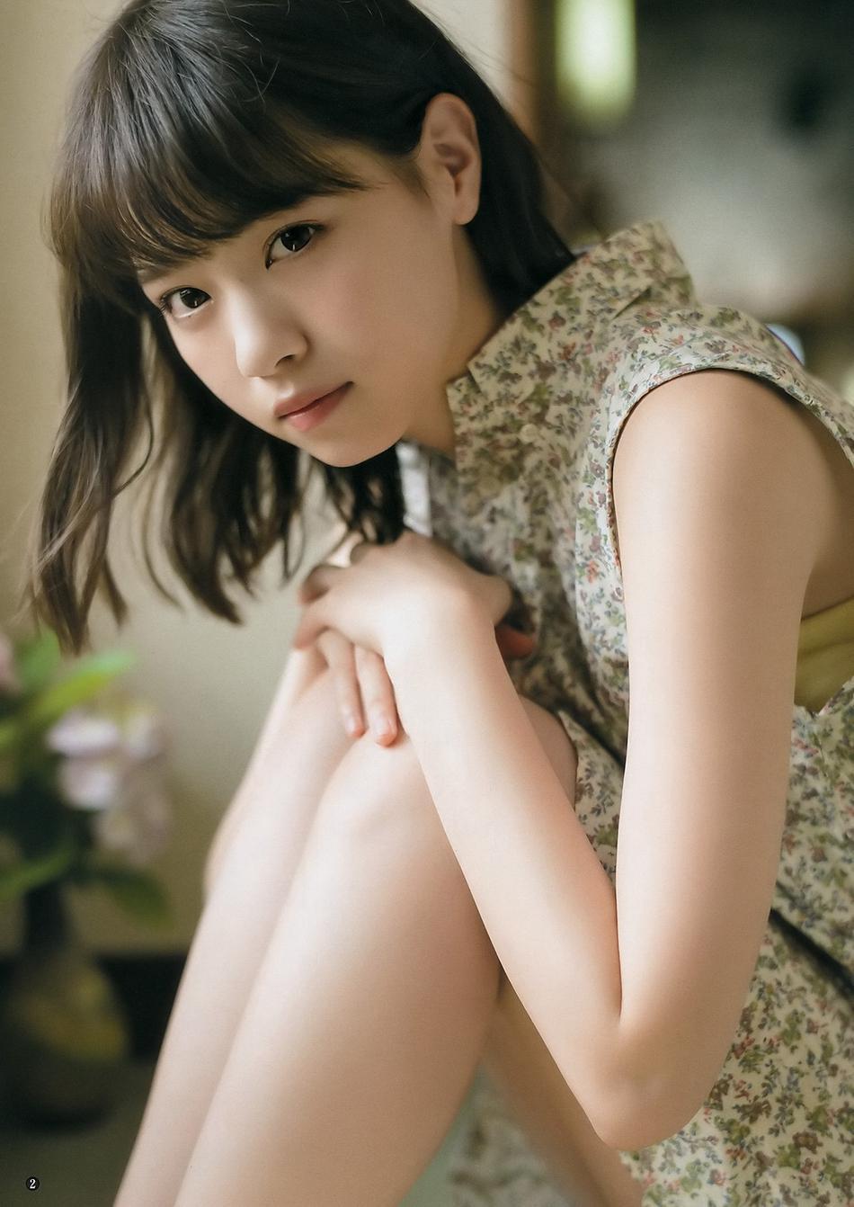 组图:日本女星西野七濑写真曝光 淑女气质甜美可人