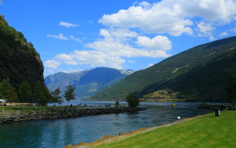 挪威风景图片