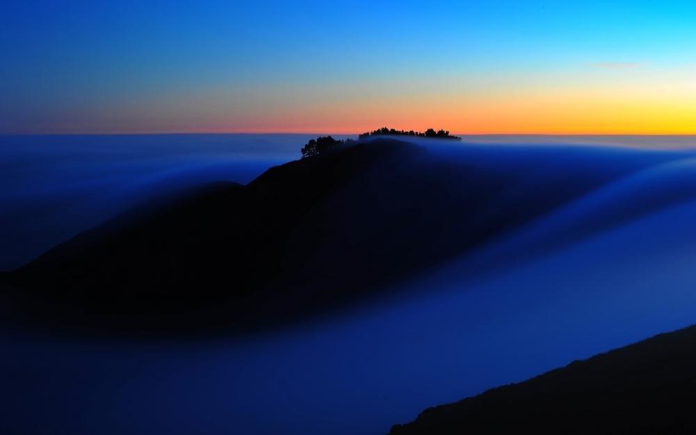 天空风景高清电脑壁纸 _图片新闻_东方头条