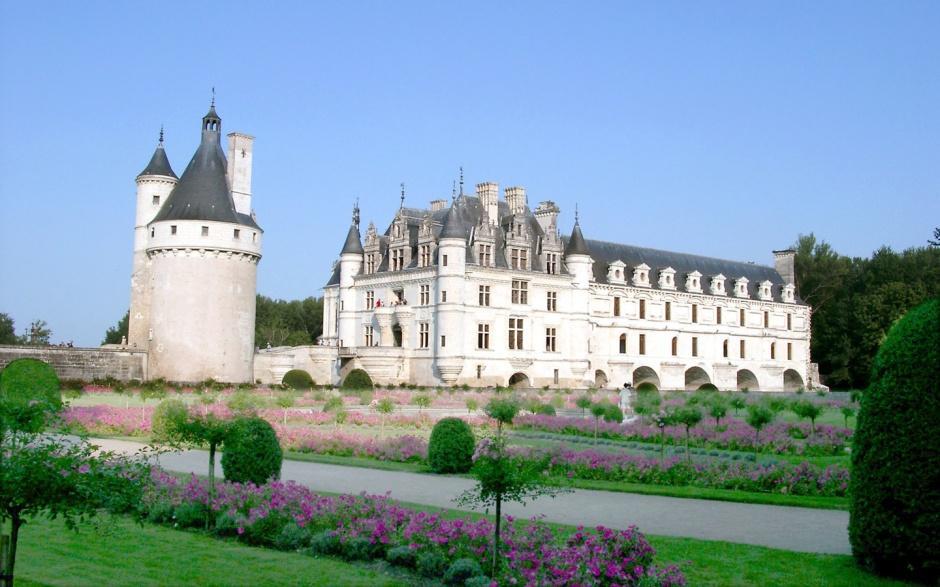 美丽的童话城堡风景图片鉴赏