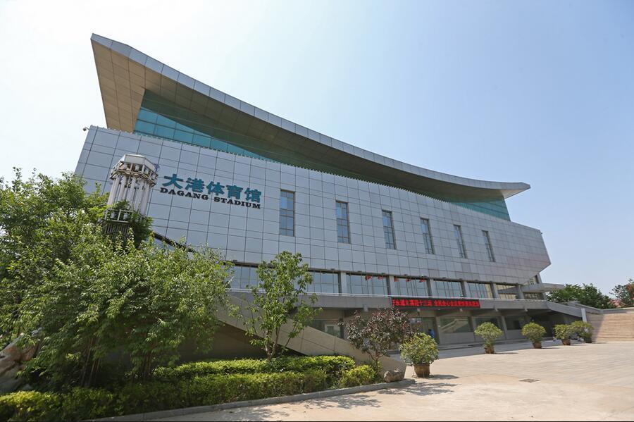 2017年天津全运会场馆汇总