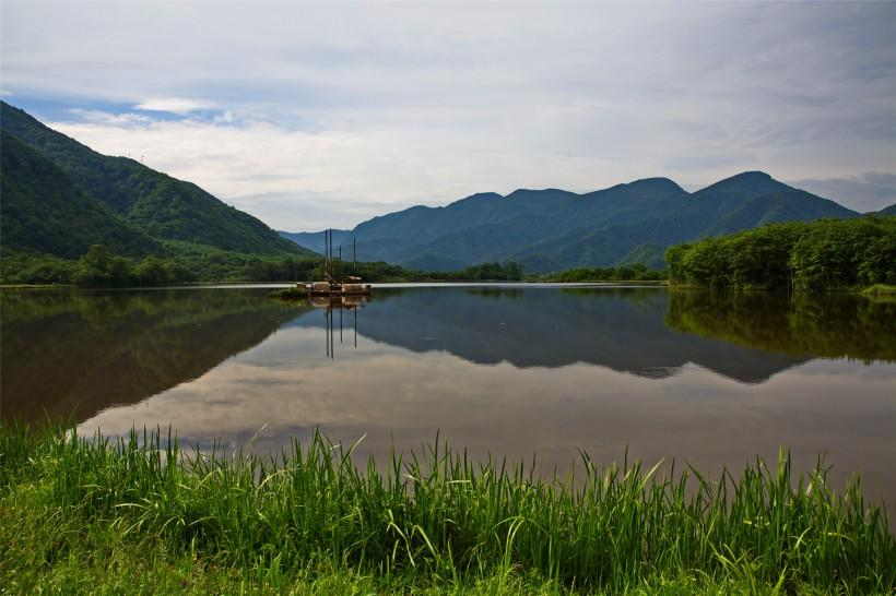 湖北神农架大九湖风景图片