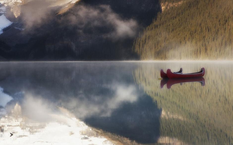 湖水静态写真绝美景色高清风景壁纸