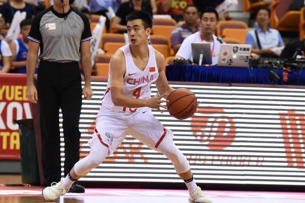 斯杯三四名决赛:中国男篮vs埃及