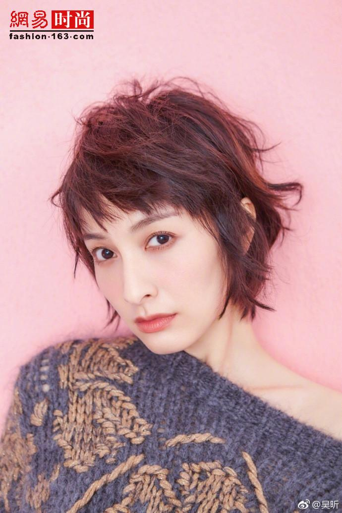 吴昕剪新发型后甩谢娜十条街 还收获了爱情图片