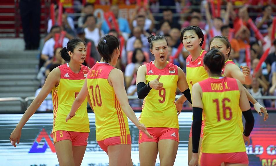 女排大奖赛半决赛中国vs意大利