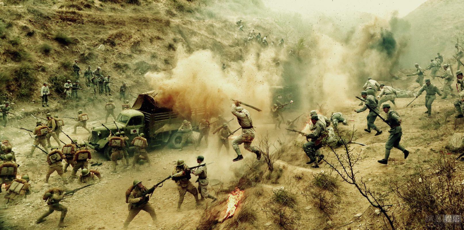 《东方战场》还原最真实的抗日史