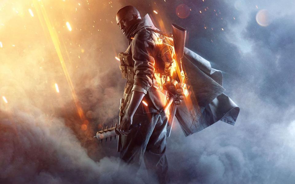 《战地1》官方高清游戏图片壁纸