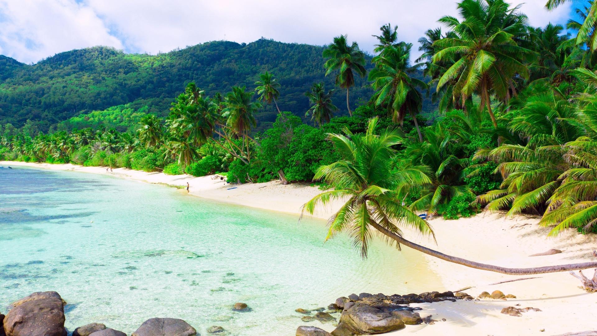 绝美的海岸风景摄影高清壁纸图片