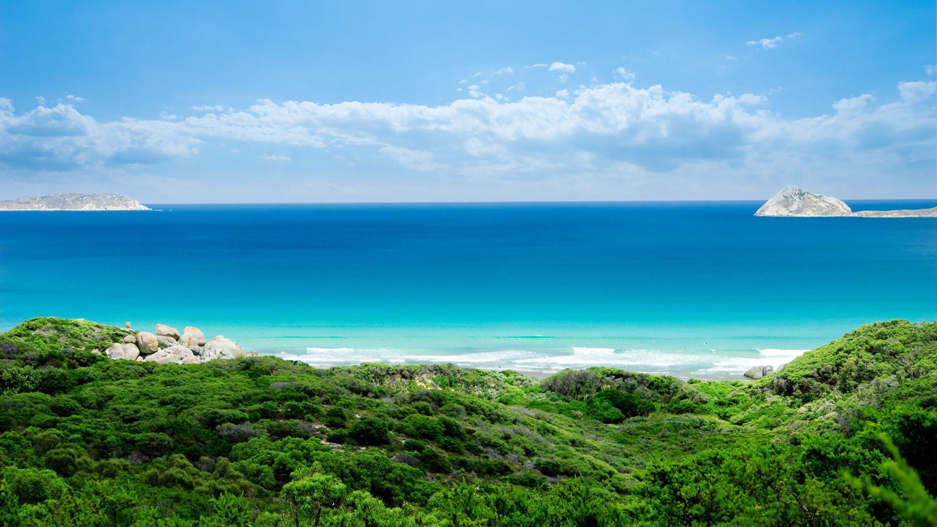 美丽自然风景摄影图片高清壁纸