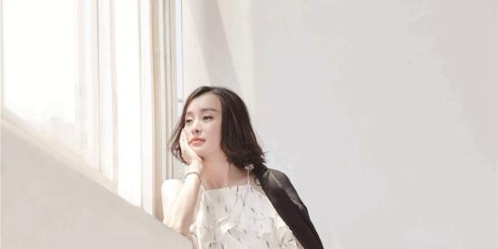 吴越优雅大气时尚写真图片
