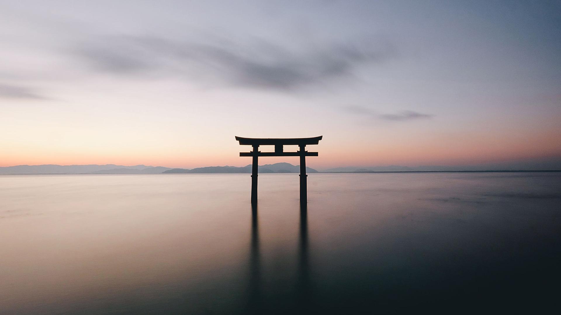 极简主义风景摄影高清宽屏桌面壁纸