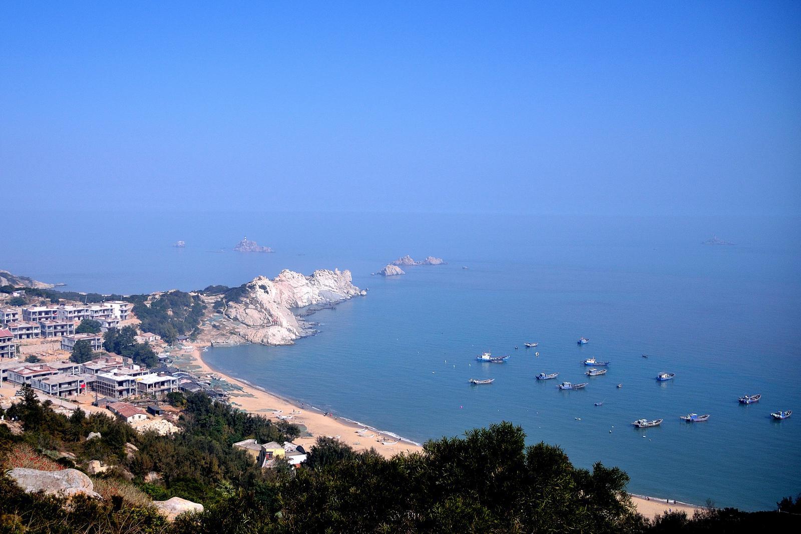 莆田湄洲岛风景图片