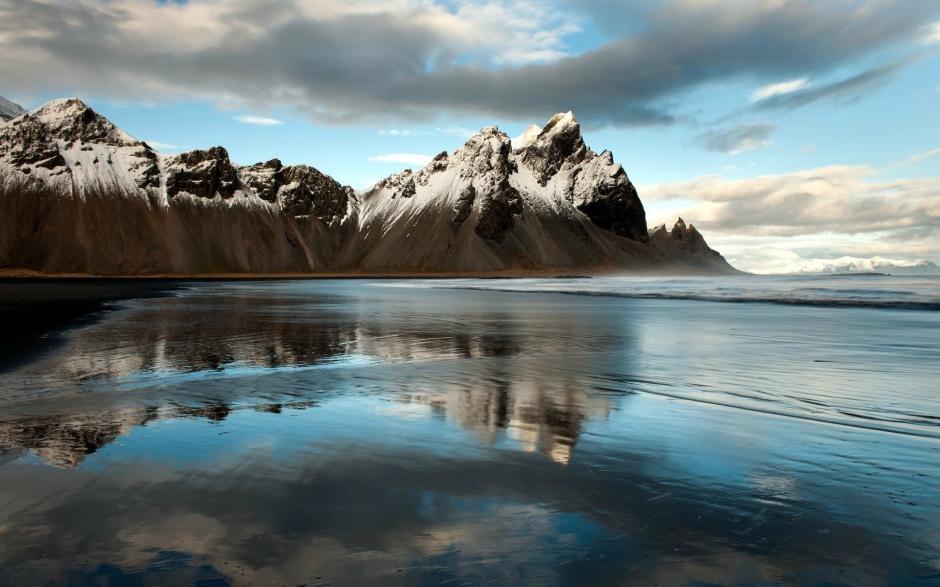 神奇的大自然山水风景高清桌面壁纸