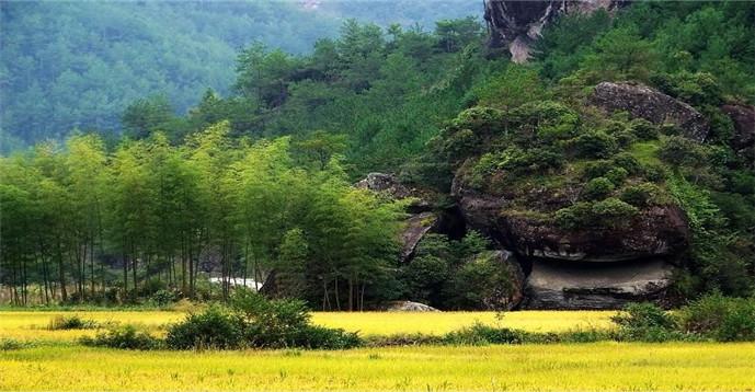洞宫山风景图片