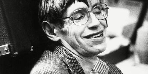 唱过摇滚演过美剧当过段子手,但他还是最伟大的科学家 :霍金