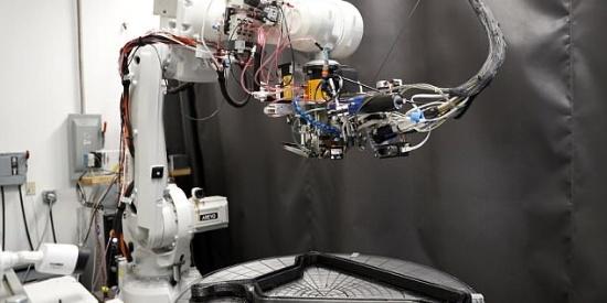 世界首台3D打印碳纤维自行车出炉 有望在亚洲批量生产