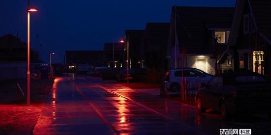 """""""红灯区"""" ?荷兰小镇安装全球首套蝙蝠友好LED路灯"""