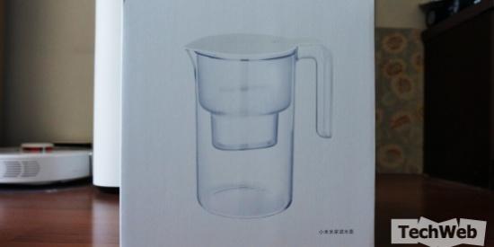 小米米家滤水壶图赏:让家人喝好水,尽享健康生活
