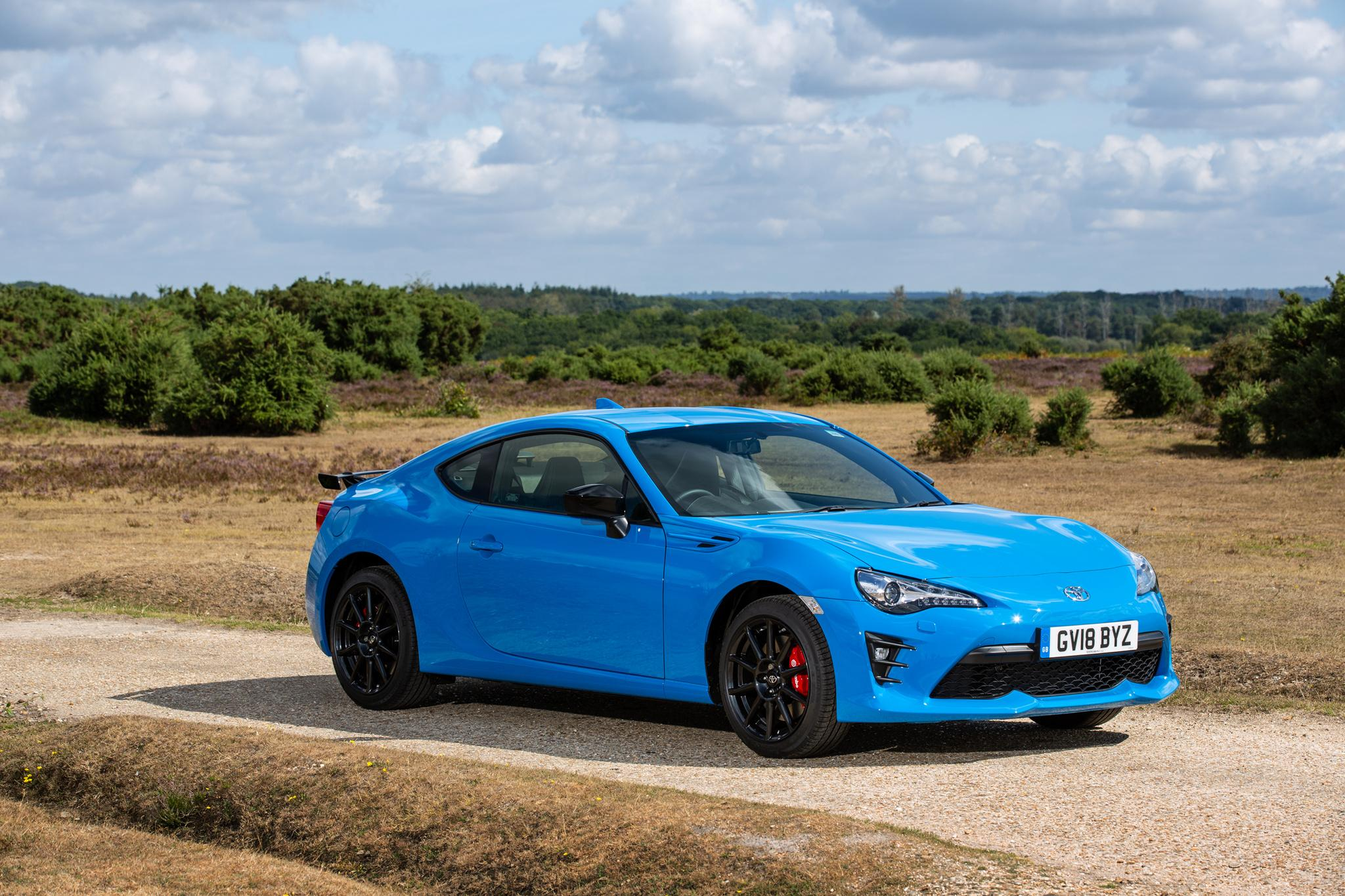 "2019 Toyota GT86 ""Blue Edition"" ​​​"