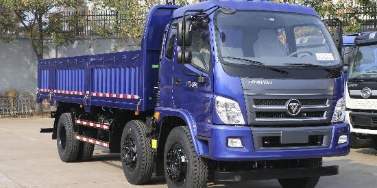 农村粮食水泥运输利器 18万不妨买个5.2米前四后四侧翻自卸