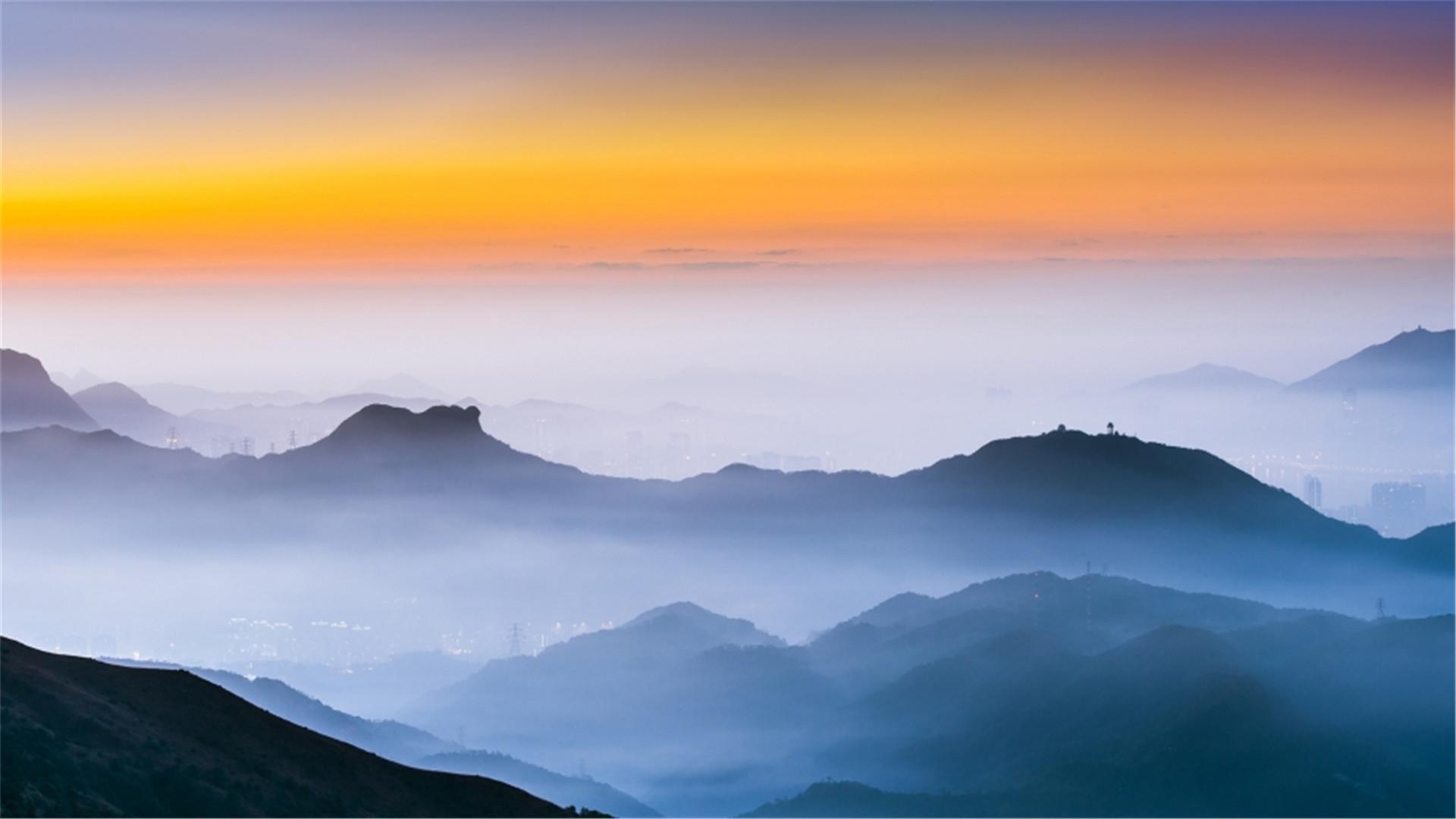 高清唯美自然风景桌面壁纸